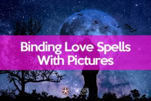 How to cast a love spell with a picture