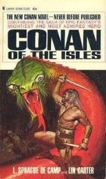 Counterfeit Conan. Would have made a perfectly fine Thongor novel.