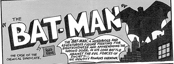 Batman Origin Detective Comics 27
