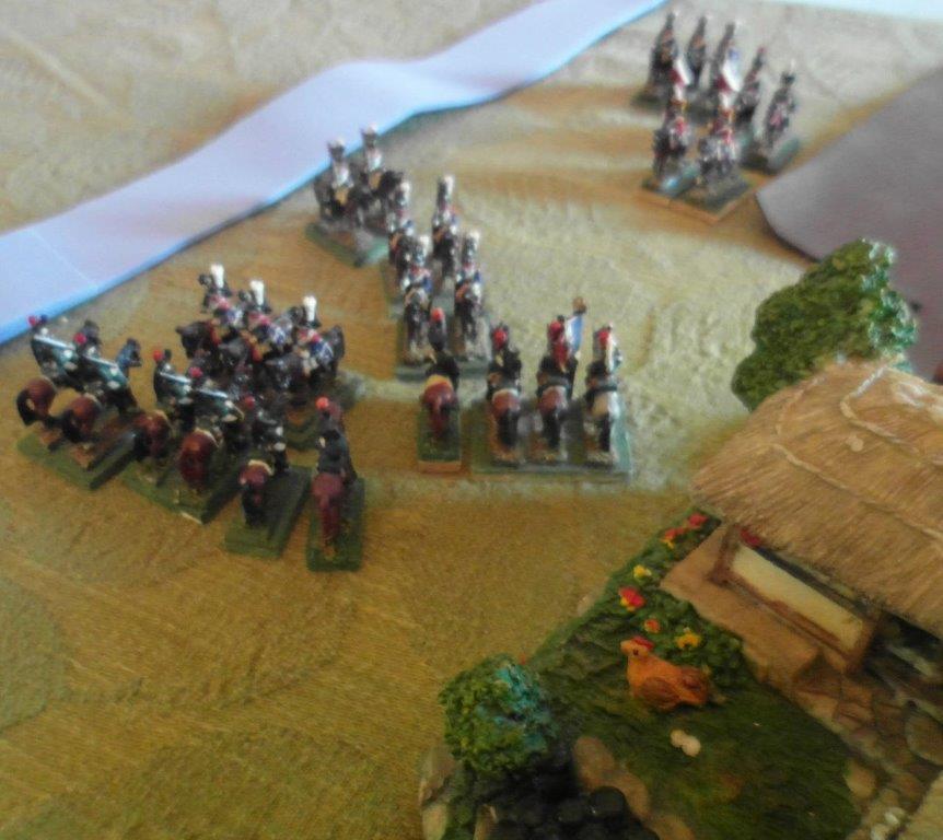 cavalry melee