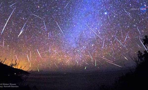 Meteor Passing Earth September 2019