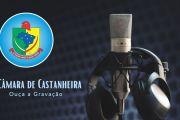 Áudio da 1ª Sessão Ordinária de 2021