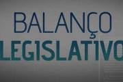 Num ano atípico balanço do Legislativo é positivo!