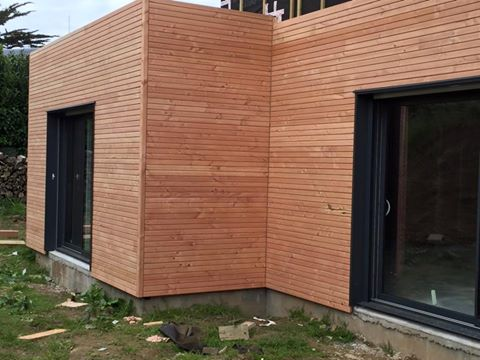 Fabricant Et Fournisseur Bardage Bois A Brest En Finistere