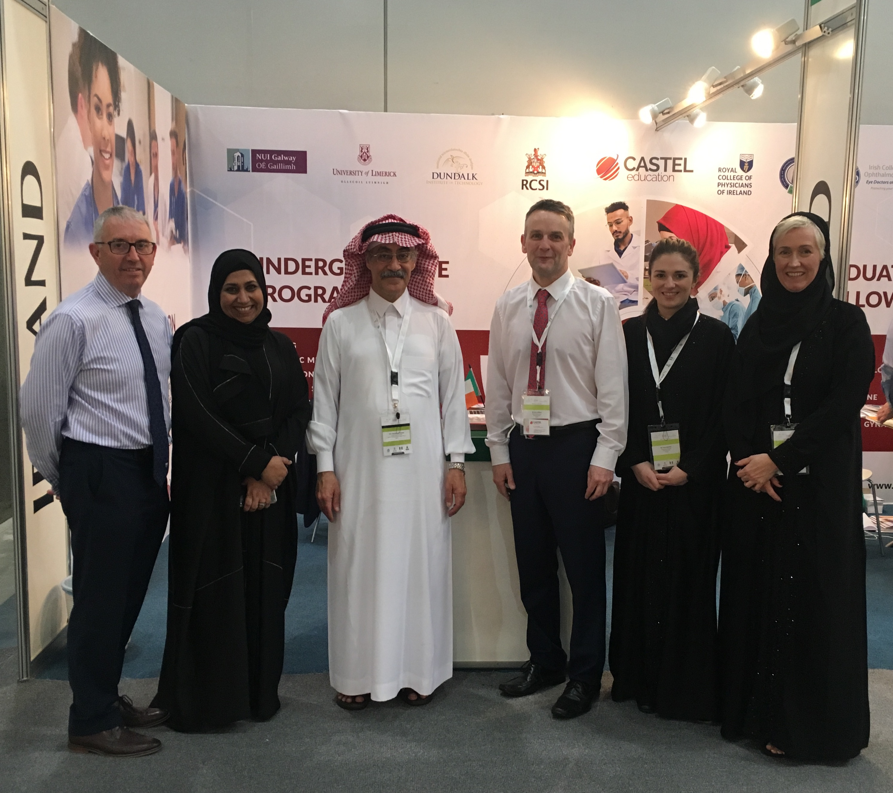 International Exhibition and Conference on Higher Education (IECHE) 2019