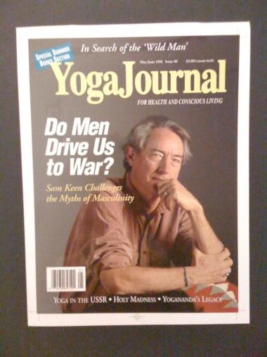 Yoga Journal May-Jun 1991