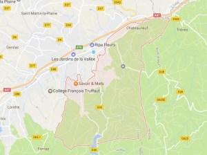 commune de châteauneuf Loire 42