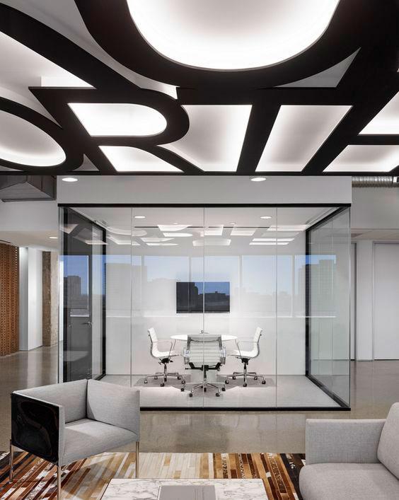 5 puntos clave en la distribución y decoración de oficinas