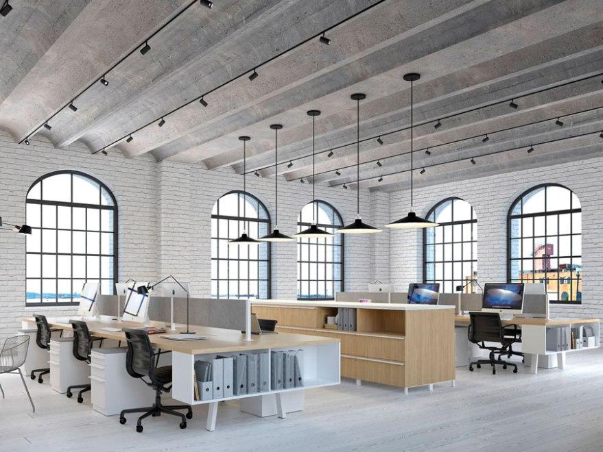 5 puntos clave en la distribuci n y decoraci n de oficinas for Distribucion de oficinas
