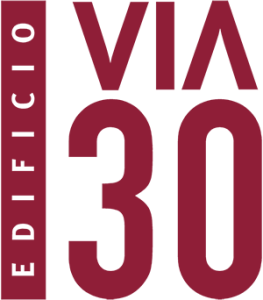 Logotipo Edificio VIA 30