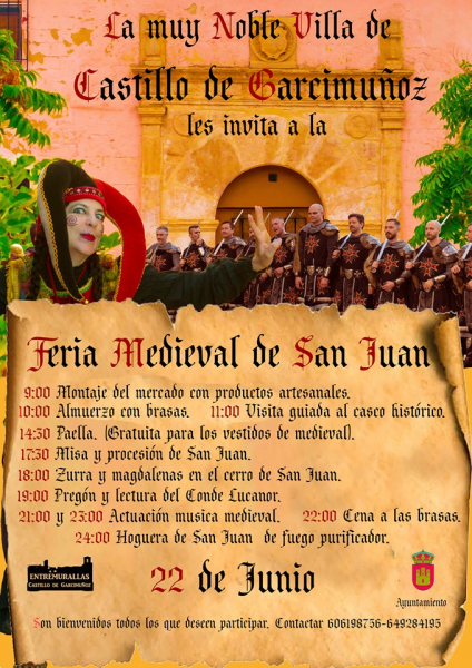 2019 FeriaMedievalSanJuan2019