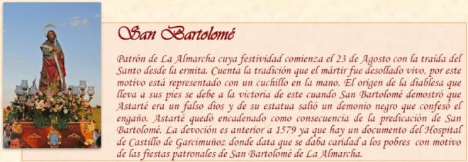 SanBartolome