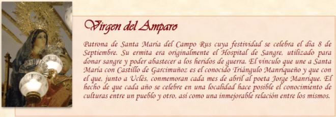 VirgenDelAmparo