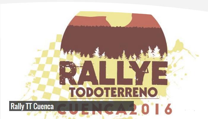 Rallye Todoterreno Cuenca 2016