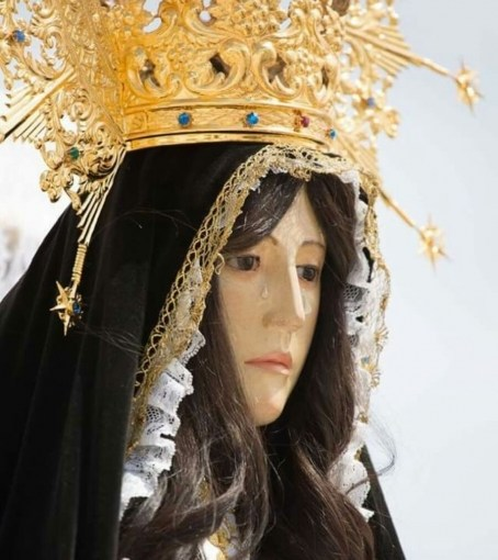 Coronación canónica Virgen de las Angustias