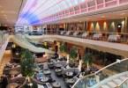 Marriot Vienna - lobby