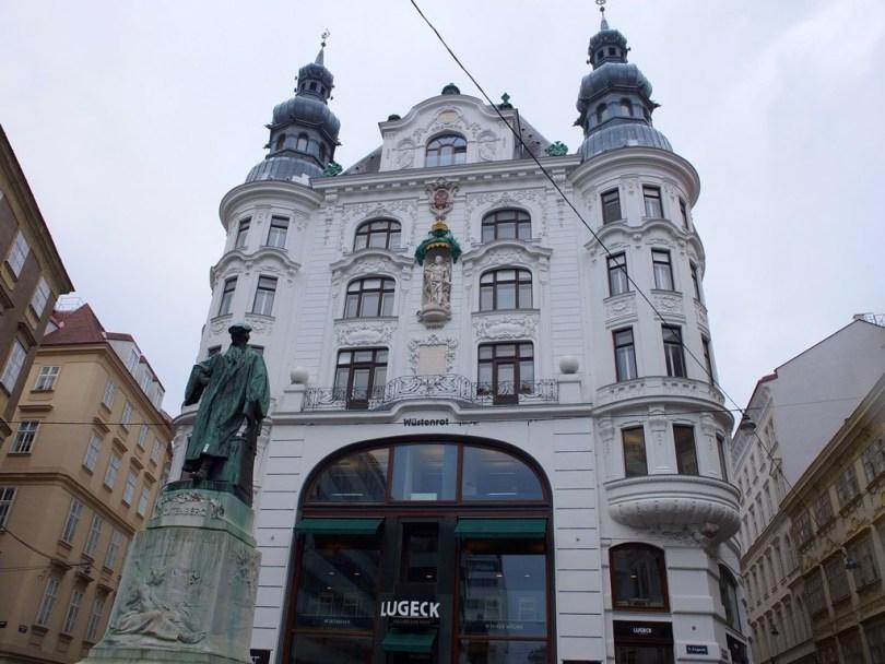 promenade à vienne - centre ville