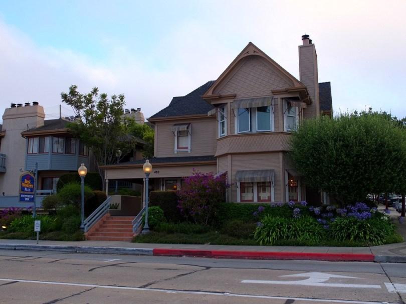 USA Monterey (hotel best western)