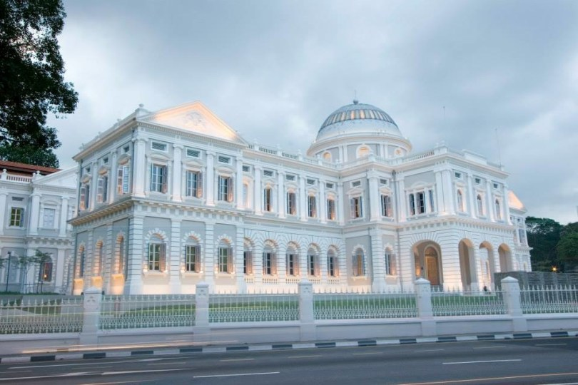 national museum Singapour