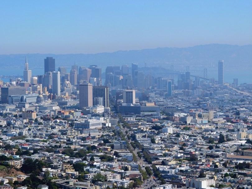 USA San Francisco - Twin Peak