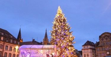 Marché de Noel de Strasbourg 2013
