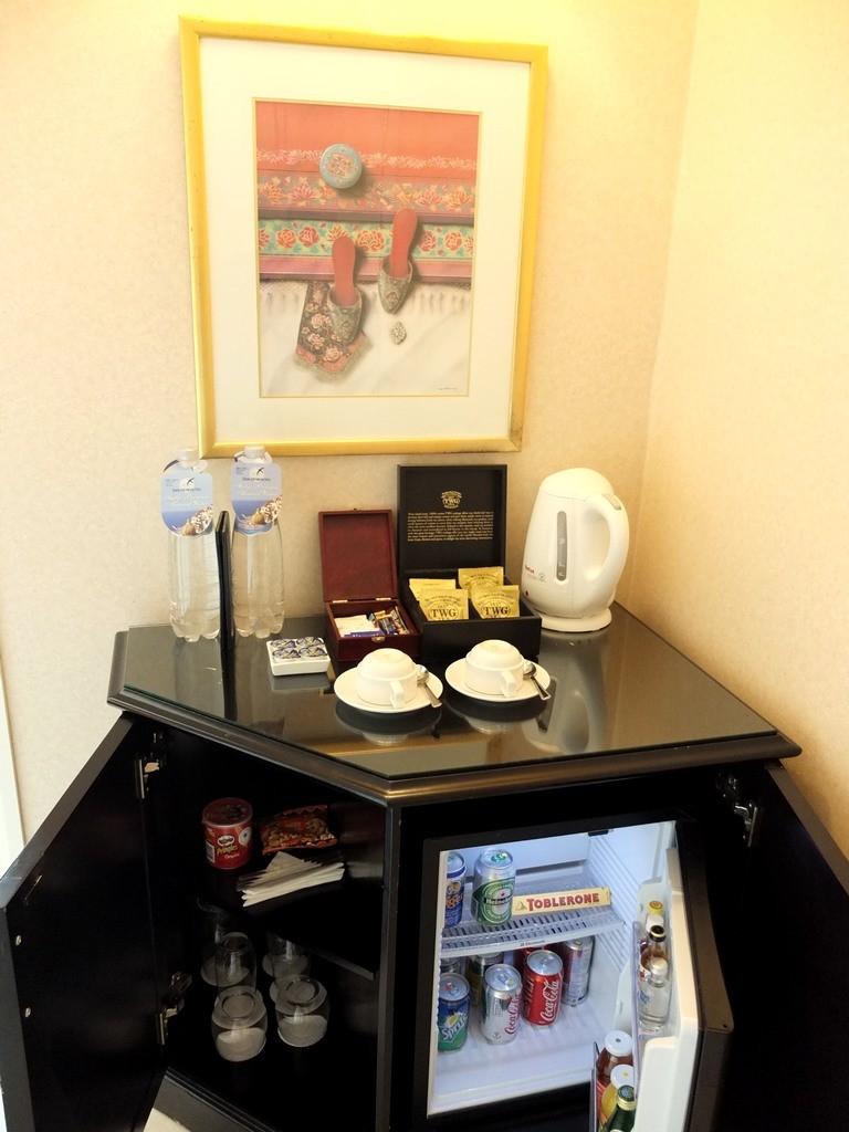 swissotel merchant court Singapour - classic room