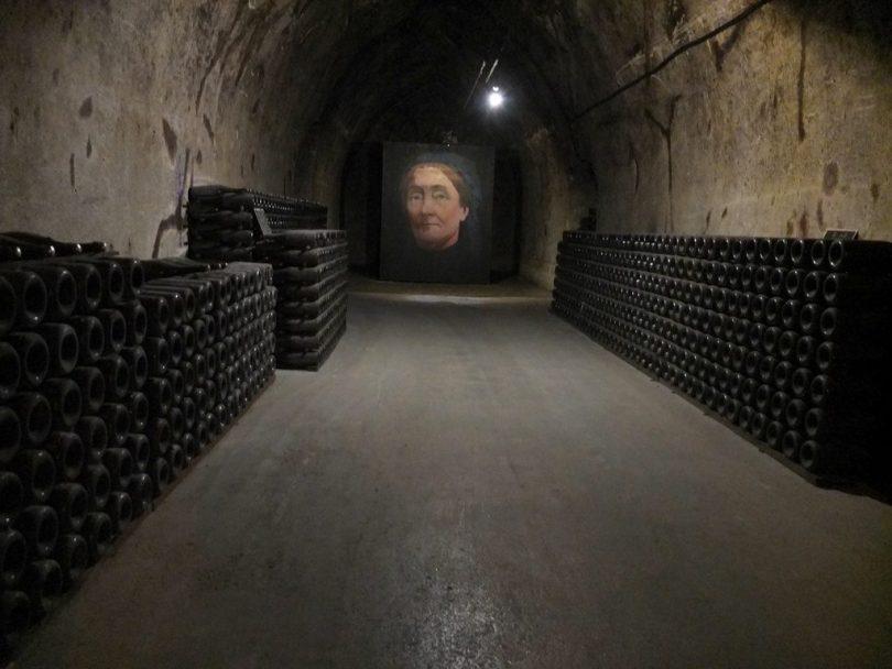 Champagne Pommery Vankren Reims - Visite