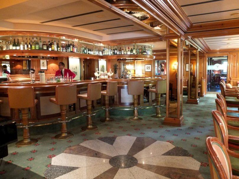 Hotel Bareiss Schwarzwald - bar