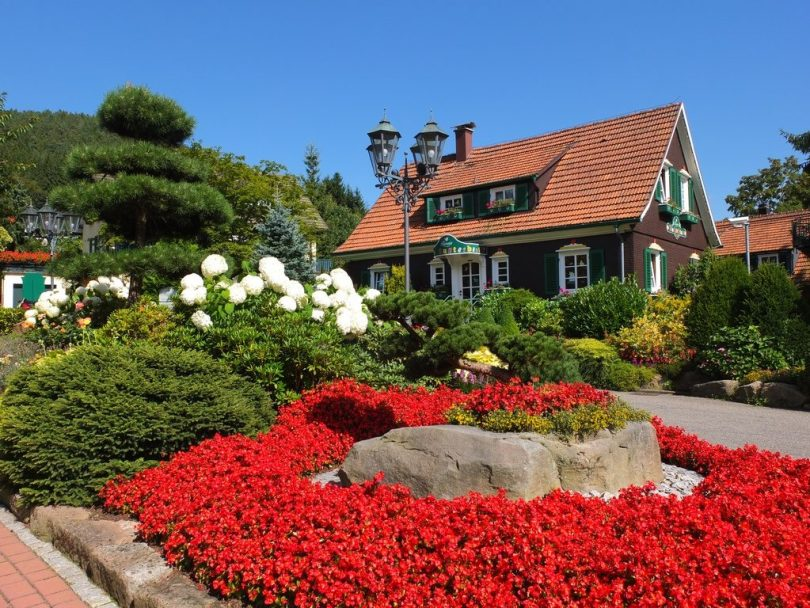 Hotel Bareiss Schwarzwald - extérieur / espace enfant