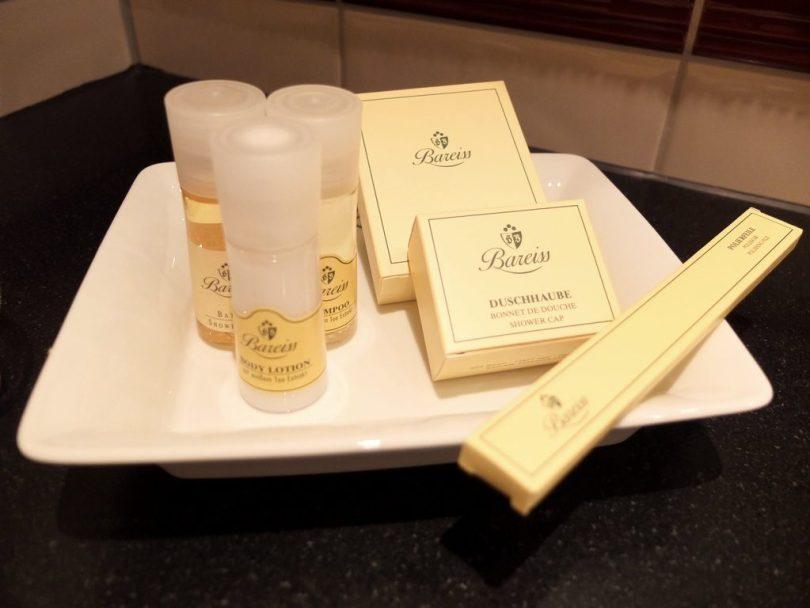 Hotel Bareiss Schwarzwald - salle de bain
