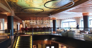 Bar - The Alpina Gstaad