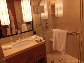 Salle de bain - The Alpina Gstaad