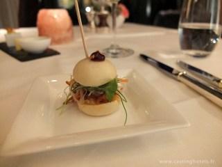 Diner Sommet - The Alpina Gstaad