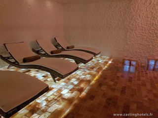 Spa 6 senses / grotte de sel - The Alpina Gstaad