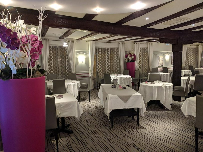 Restaurant Koehler auberge du cheval blanc à Westhalten