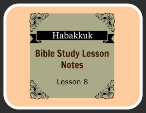 Habakkuk 3:16-3:19