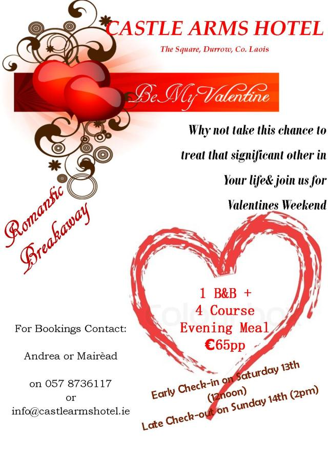 Valentines Weekend Special