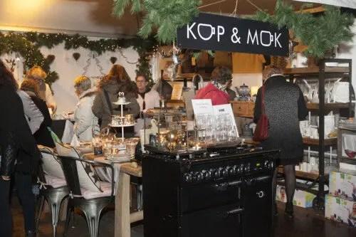 Kop En Mok op Castle Christmas Fair 2015 te Heemskerk