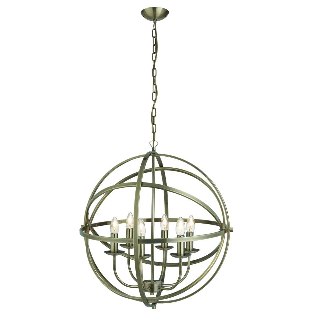 Light Orbit Pendant