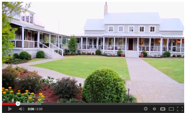 Castle Homes Shares Design Elements Of The Southern Living Idea House: VIDEO