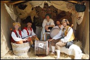 waraok groupe médiévale