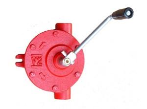 Binda Voltiana Rotary Hand Pump & Manual Pump | Castle Pumps