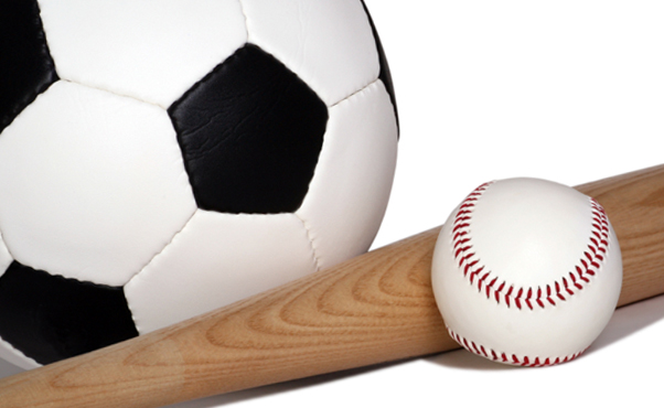 Image result for baseball and soccer ball