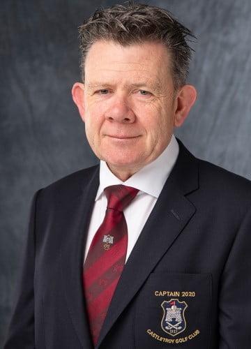 2020 Captain - Brian McNamara