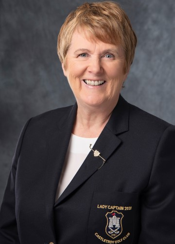 2020 Lady Captain - Marion Cummins