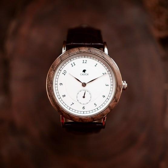 Relojes de Madera Castor Lastarria