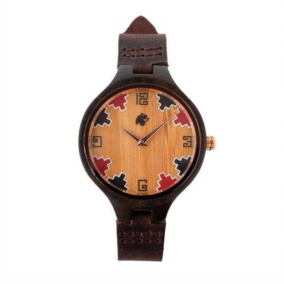Relojes de Madera Castor Diaguita