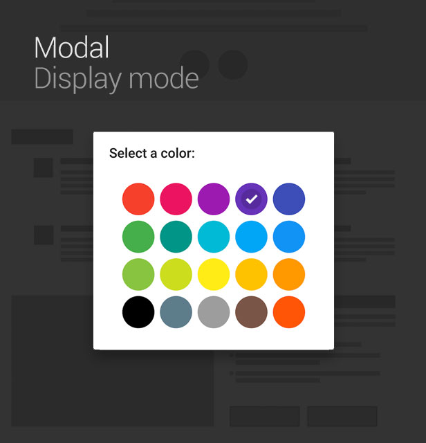 Material Color Picker Plus Features 5
