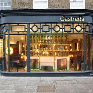 Castrads Wimbledon Shop Front