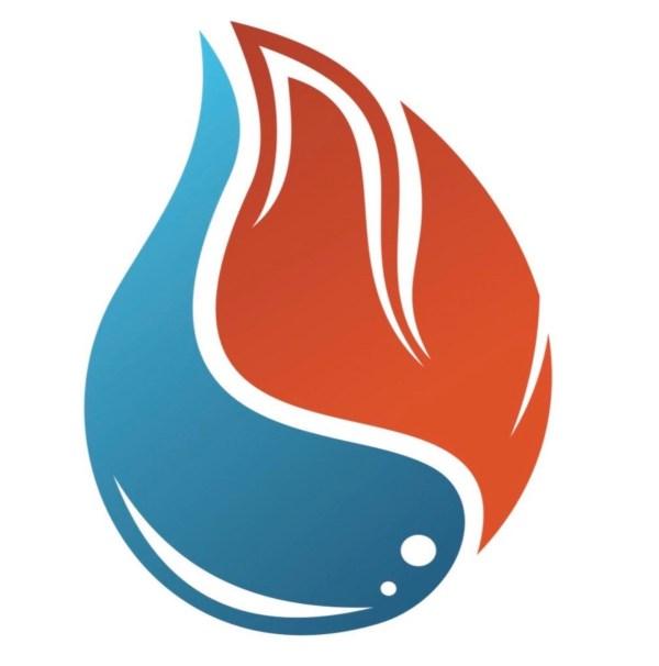 GD Mills logo